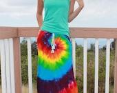 Tie Dye Maxi Skirt SALE