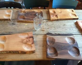 Tapas Boards, Cheese Boards, Serving Board, Chef gift, Wooden Serving Board, Handmade Bread board, Anniversary gift, starter plate board