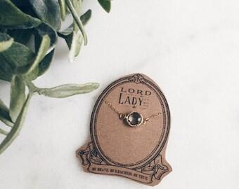 Lady Grey Necklace
