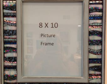 Mosaic Picture Frame 8X10