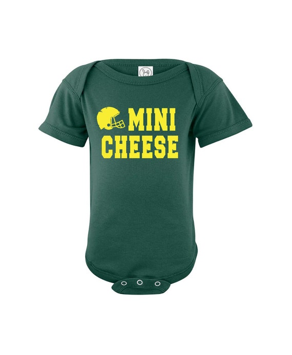 Green Bay Packers esie Mini Cheesehead by