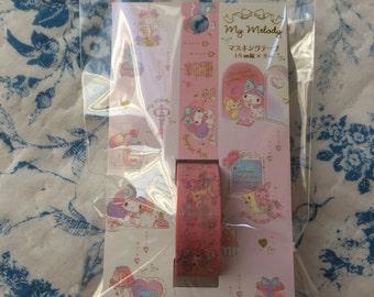 NEW Sanrio masking tape My Melody