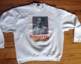 1996 Andy Griffith Show Bernard P. Fife ladies man sweatshirt xxl