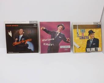 Frank Sinatra 45 vinyl records Lot of 10