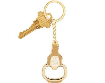 IPA Keychain Bottle Opener, Gift, Father's Day, Hostess, Stocking Stuffer (Item BOT1)