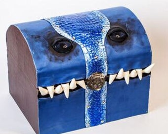 Frost Giant Mimic Monster Box