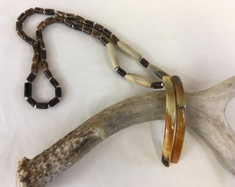 Beaver Teeth Necklace
