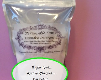 Azzaro Chrome type laundry detergent 15 oz