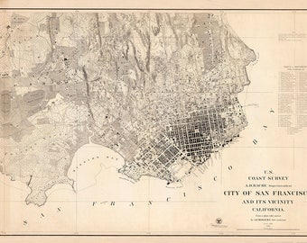 San Francisco – 1857