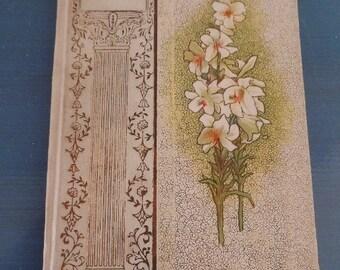 Antique Book J. Cole Gellibrand Henry Altemus 1897 Art Nouveau Collectible