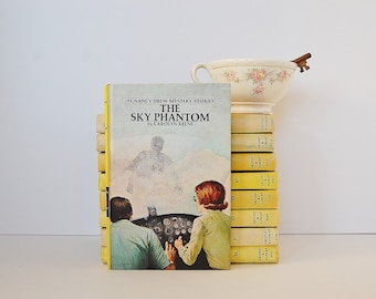 The Sky Phantom Nancy Drew Book by Carolyn Keene