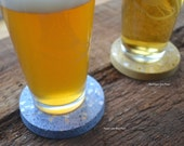 """Beachstone®  Sustainable Products  3"""" Coasters (set of four)"""