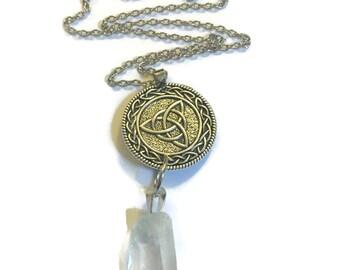 Protection Amulet, Pentagram talisman, talisman amulet