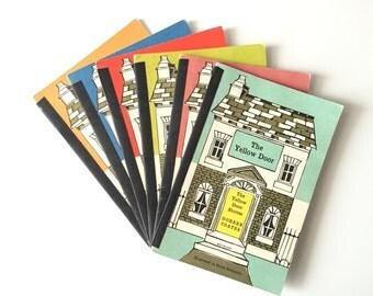 The Yellow Door Stories - Doreen Coates - Vintage Childrens Books - 1960s School Books