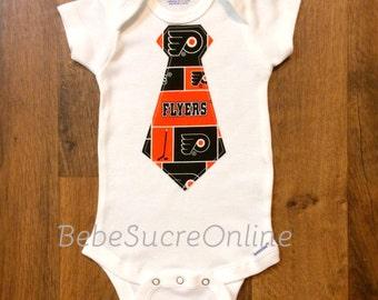Philadelphia Flyers Boys Bodysuit or Toddler Shirt