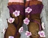 RESERVED custom cuffs for Oana