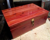 Christmas Special/Handcrafted Cigar Box/Humidor