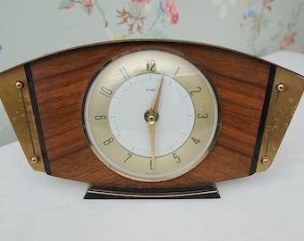 Mid Century Metamec Clock