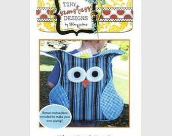 ON SALE Owl backpack Pattern