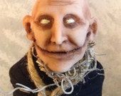 Witch Doll / Curse Doll / Hanging or Standing Doll