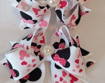 Boutique Hairbows/Baby Hairbows/ Girls Hairbows/Basic Hairbows