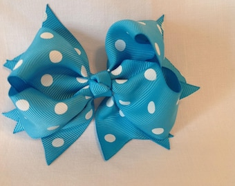 Boutique Hairbows/Baby Hairbows/ Girls Hairbows/ Basic Hairbows