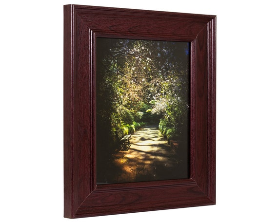 Craig Frames 12x18 Inch Mahogany Red Picture Frame