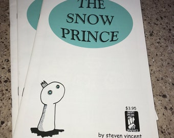 Odd Tales book 4 The Snow Prince
