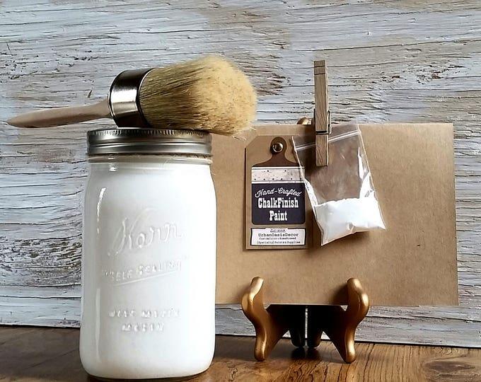 Handmade Chalk Paint Additive, DIY, Floating Shelves, ReClaimed Wood Shelves, Wall Shelves, Painted Shelves, Wood Shelves, Rustic Shelves