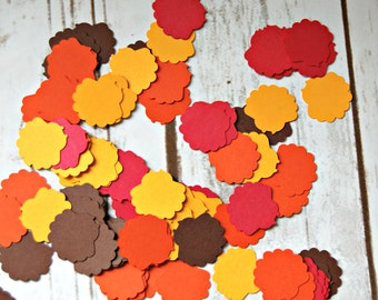 Lil' Turkey Confetti (100 pieces)