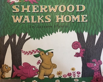 Sherwood Walks Home by James Flora