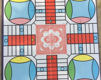 Parcheesi Gameboard