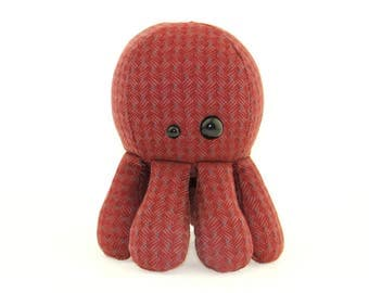 Vivie Octopus Plush
