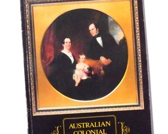 Australian Colonial Prints Book by Eve Buscombe