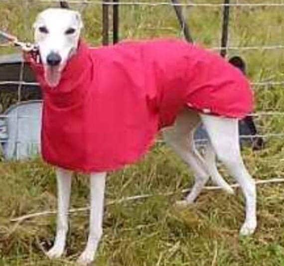 whippet raincoats fleece lined