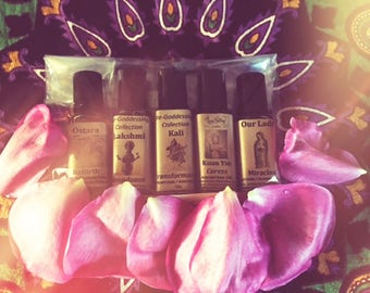 5 Goddess Gift Pack
