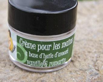 Vanilla & Rosemary avocado oil repairing handcream 20 grams