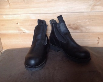Steel Toe Boots Etsy