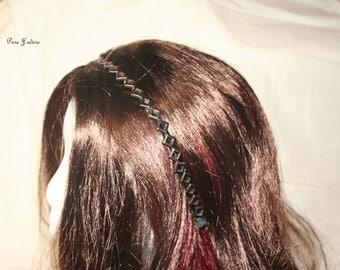 Metal Beaded Headband