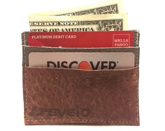revelo Leather Compact Wallet