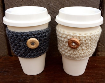 Coffee Cozy in 6 Colors