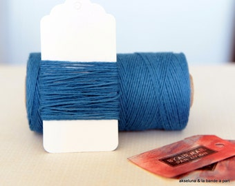 Baker's Twine Denim color string, wrapping, gift 10m