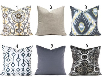 Pillow Covers ANY SIZE Decorative Pillows Pillow Inserts Best Pillow Floor  Pillows Euro Pillows Body Pillow