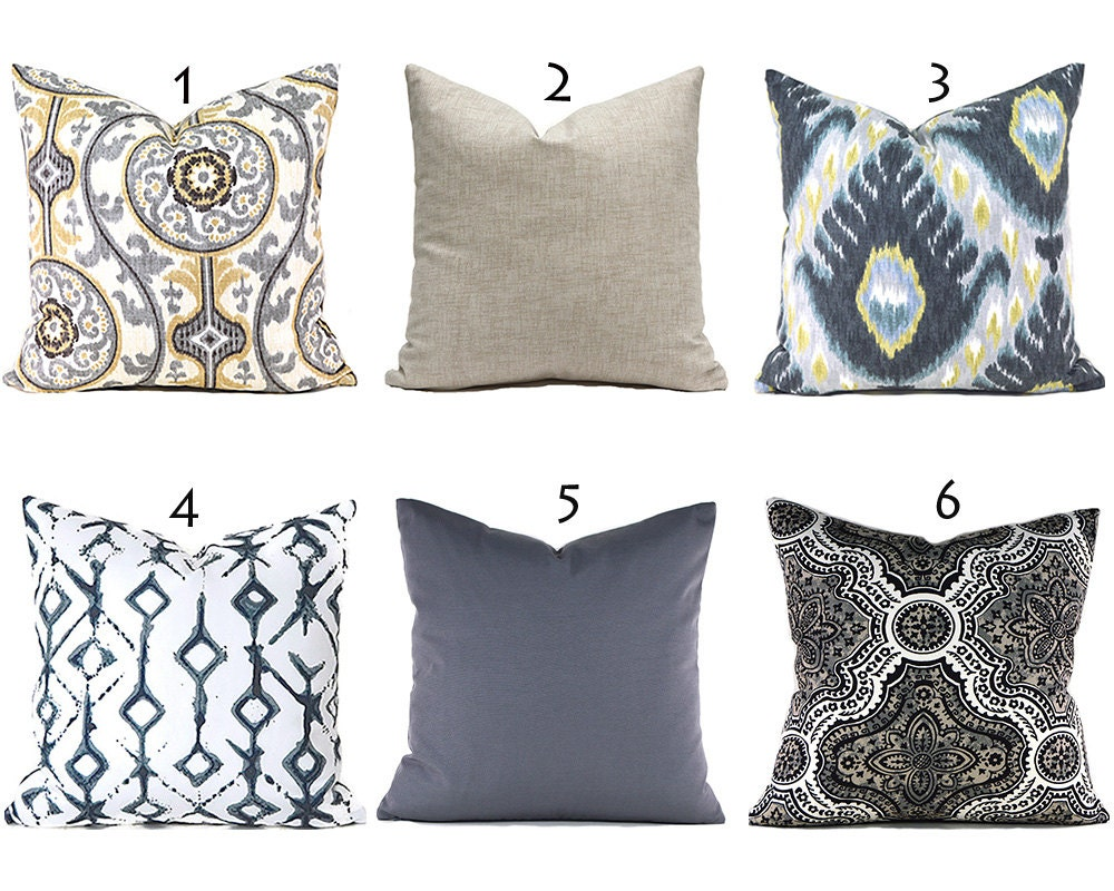 Best Throw Pillow Covers : Pillow Covers ANY SIZE Decorative Pillows Pillow Inserts Best