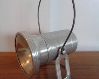 Vintage Miners Lamp,Lantern,Flashlight,Battery Operated Light,Ecolite Lamp / lantern