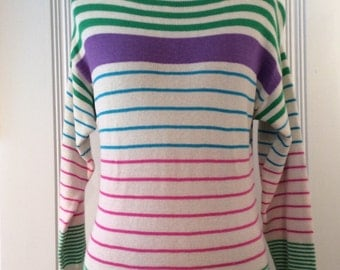 1980's Gloria Vanderbilt Sweater