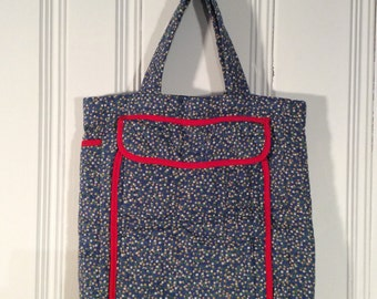 1970's Craft Bag