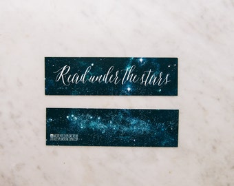 Read Under the Stars - Bookmark