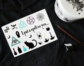 Spooky, Witchy, Charmed T...