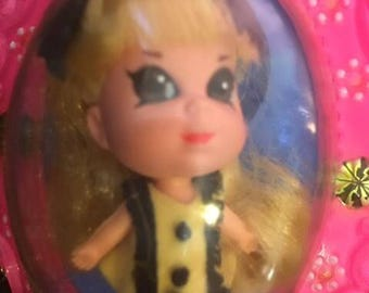 Vintage Mattel Lucky Locket Liddle Kiddle 1960s